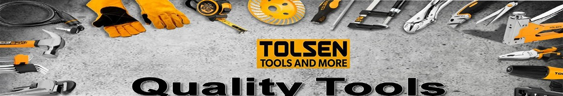 Échale un vistazo a nuestras herramientas TOLSEN