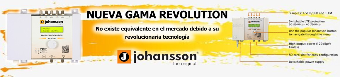 Nueva Gama REVOLUTION